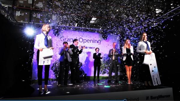 OKEY EVENT dla BorgWarner - Grand Opening Reman