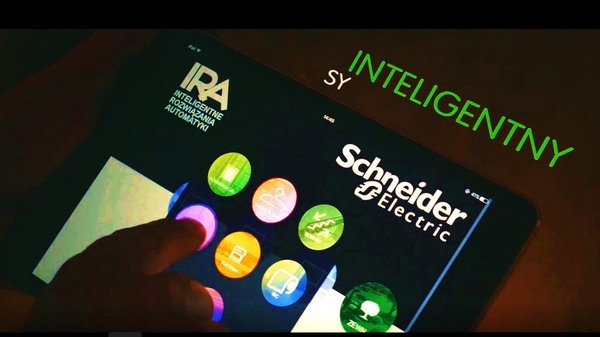 OKEY FILM dla Schneider Electric - Video zaproszenie na Business Event
